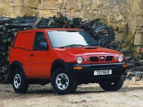 Ver foto 1 de Nissan Terrano II Van R20 UK 1996