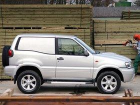Ver foto 4 de Nissan Terrano II Van R20 UK 1999