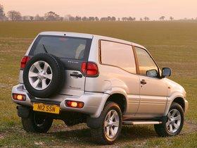 Ver foto 3 de Nissan Terrano II Van R20 UK 1999