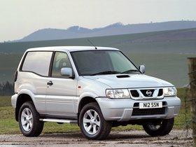 Ver foto 2 de Nissan Terrano II Van R20 UK 1999