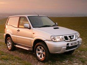 Ver foto 1 de Nissan Terrano II Van R20 UK 1999