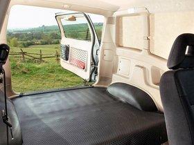 Ver foto 12 de Nissan Terrano II Van R20 UK 1999