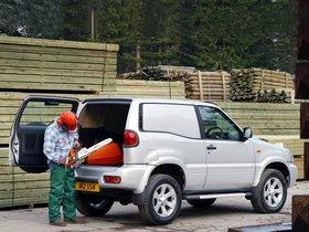 Ver foto 11 de Nissan Terrano II Van R20 UK 1999