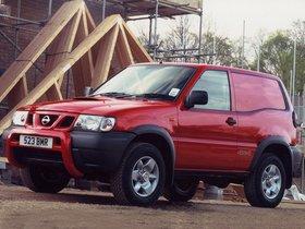 Ver foto 10 de Nissan Terrano II Van R20 UK 1999