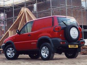 Ver foto 9 de Nissan Terrano II Van R20 UK 1999