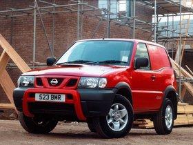 Ver foto 8 de Nissan Terrano II Van R20 UK 1999