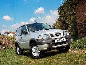 Ver foto 7 de Nissan Terrano II Van R20 UK 1999