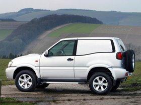 Ver foto 6 de Nissan Terrano II Van R20 UK 1999