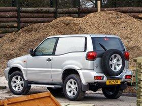 Ver foto 5 de Nissan Terrano II Van R20 UK 1999