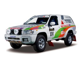 Fotos de Nissan Terrano Rally Car R50 1999
