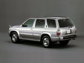 Ver foto 2 de Nissan Terrano Regulus JR50 1997