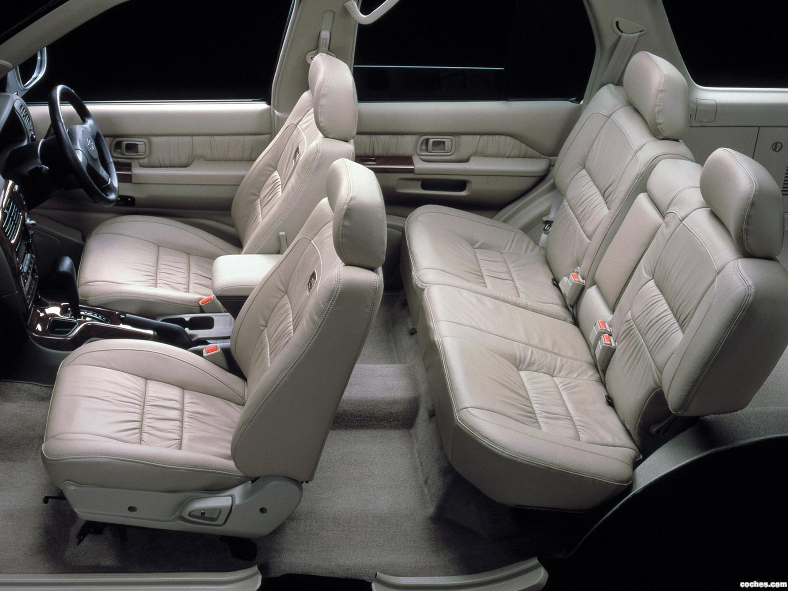 Foto 2 de Nissan Terrano Regulus JR50 1997