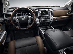 Ver foto 6 de Nissan Titan Crew Cab XD Platinum Reserve 2015