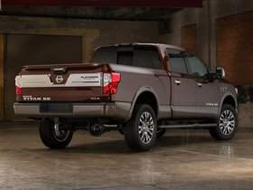 Ver foto 4 de Nissan Titan Crew Cab XD Platinum Reserve 2015