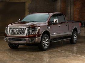 Ver foto 3 de Nissan Titan Crew Cab XD Platinum Reserve 2015