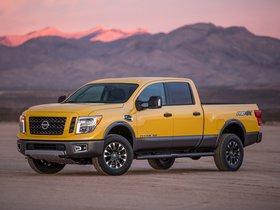 Ver foto 12 de Nissan Titan Crew Cab XD Pro4X 2015