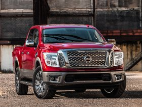 Ver foto 5 de Nissan Titan Platinum Reserve Crew Cab 2016