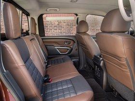 Ver foto 15 de Nissan Titan Platinum Reserve Crew Cab 2016