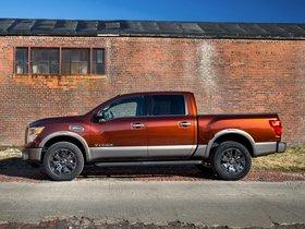 Ver foto 13 de Nissan Titan Platinum Reserve Crew Cab 2016