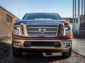 Ver foto 9 de Nissan Titan Platinum Reserve Crew Cab 2016