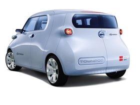 Ver foto 11 de Nissan Townpod Concept 2010