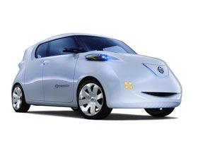 Ver foto 8 de Nissan Townpod Concept 2010