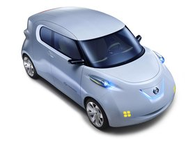 Ver foto 7 de Nissan Townpod Concept 2010