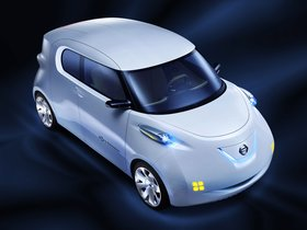 Ver foto 5 de Nissan Townpod Concept 2010