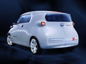 Ver foto 3 de Nissan Townpod Concept 2010