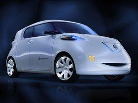 Ver foto 2 de Nissan Townpod Concept 2010