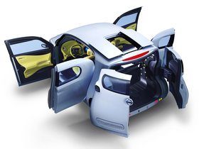 Ver foto 17 de Nissan Townpod Concept 2010