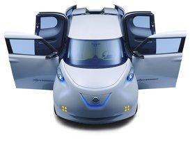 Ver foto 16 de Nissan Townpod Concept 2010
