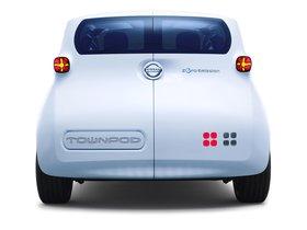Ver foto 14 de Nissan Townpod Concept 2010