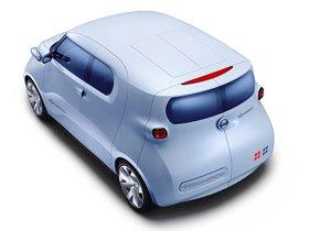Ver foto 12 de Nissan Townpod Concept 2010