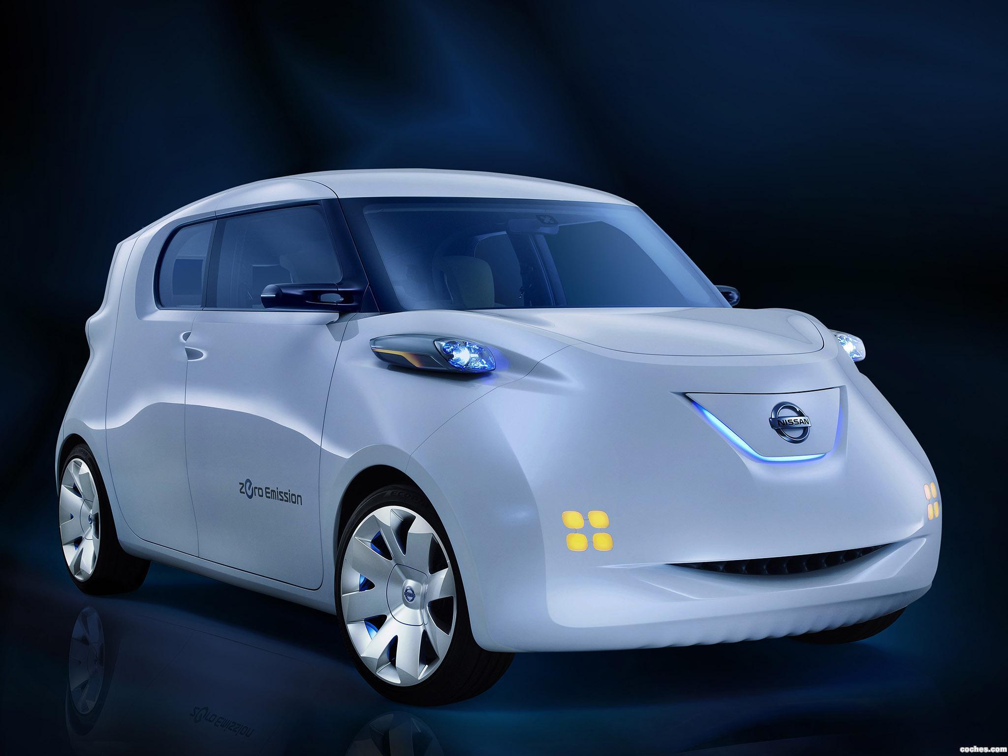 Foto 0 de Nissan Townpod Concept 2010