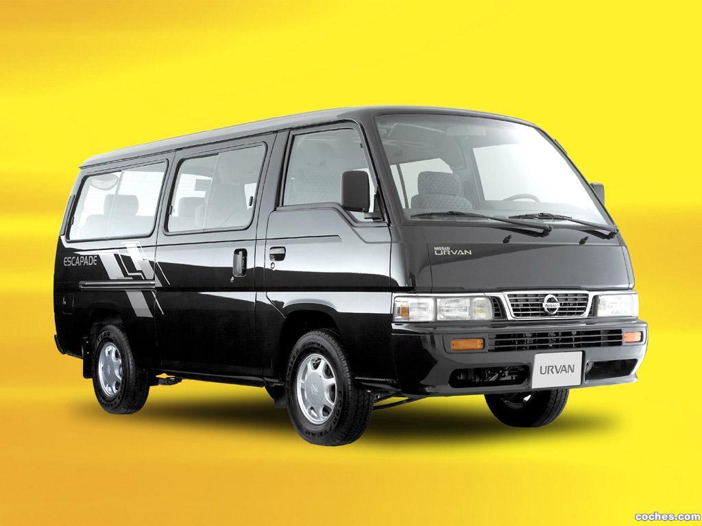 Foto 0 de Nissan Urvan E24 1995