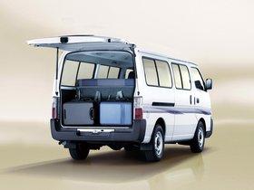 Ver foto 4 de Nissan Urvan Microbus 2007