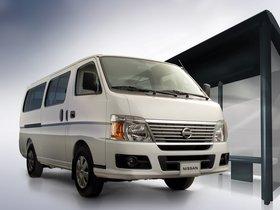 Ver foto 2 de Nissan Urvan Microbus 2007