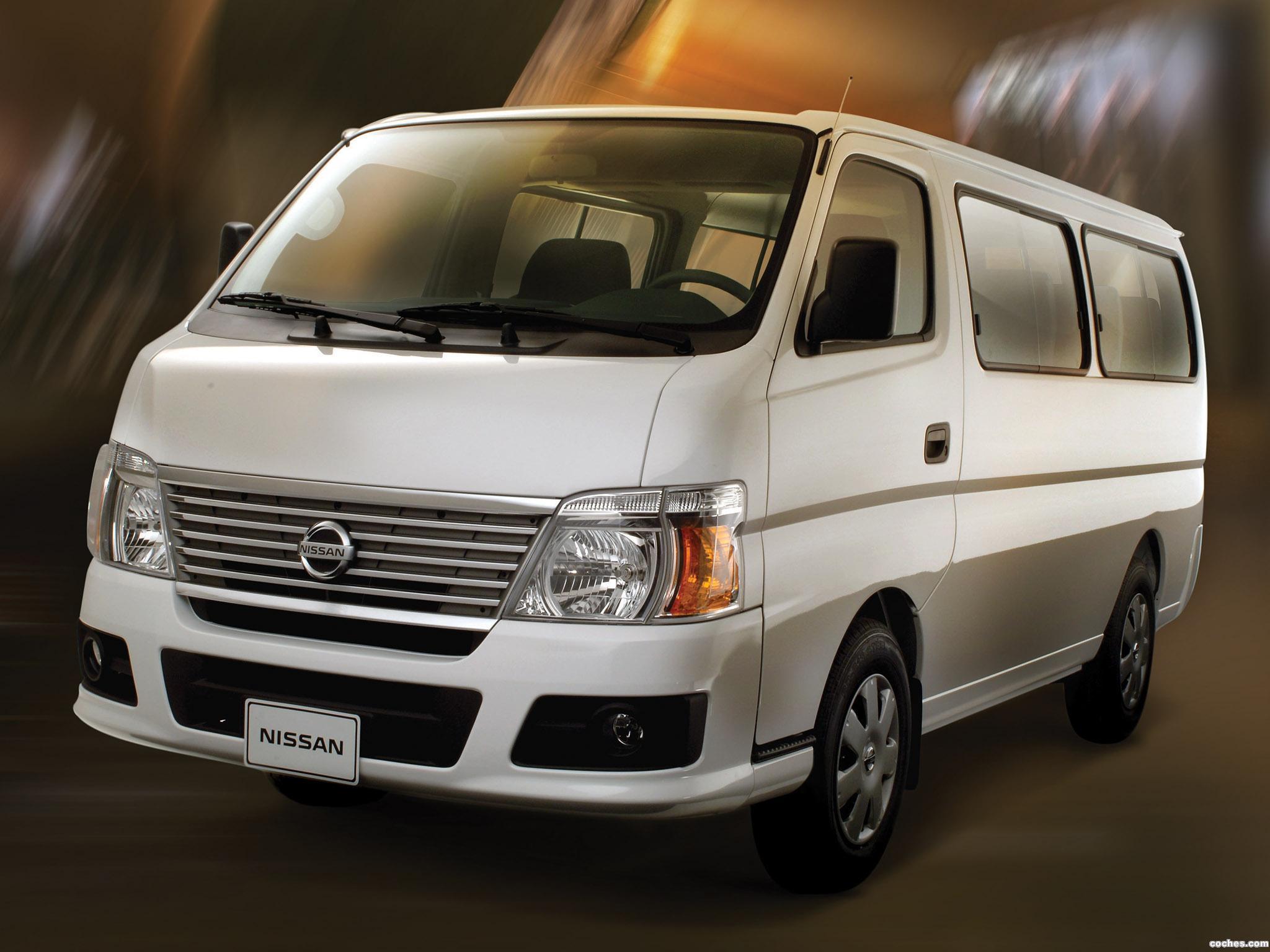 Foto 0 de Nissan Urvan Microbus 2007