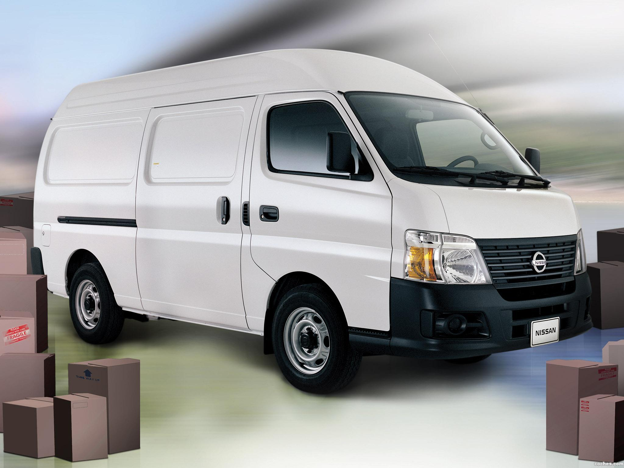 Foto 0 de Nissan Van High Roof 2007