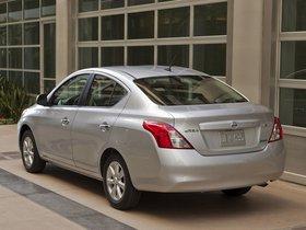 Ver foto 2 de Nissan Versa 2011
