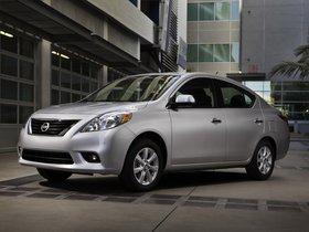 Ver foto 1 de Nissan Versa 2011