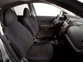 Ver foto 9 de Nissan Versa 2011