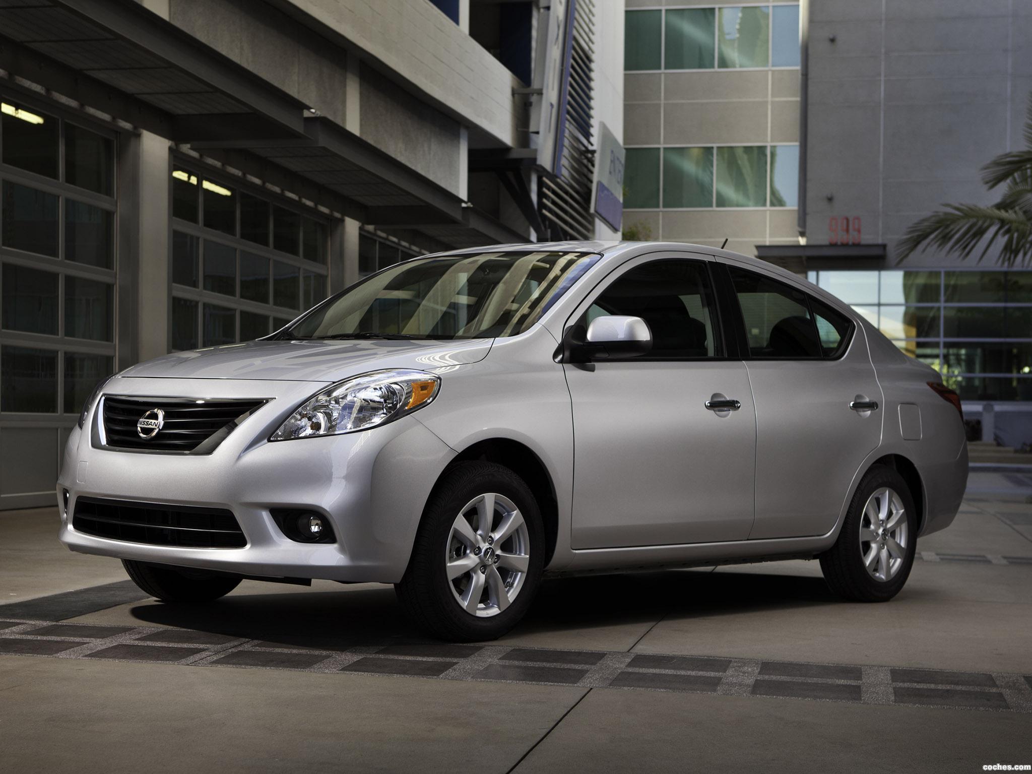 Foto 0 de Nissan Versa 2011