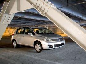 Ver foto 12 de Nissan Versa Hatchback 2007