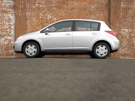 Ver foto 10 de Nissan Versa Hatchback 2007