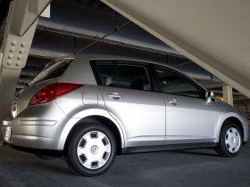 Ver foto 9 de Nissan Versa Hatchback 2007