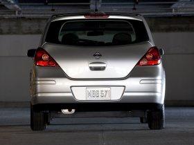 Ver foto 8 de Nissan Versa Hatchback 2007