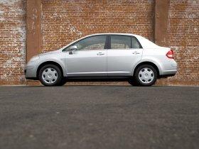 Ver foto 4 de Nissan Versa Sedan 2007