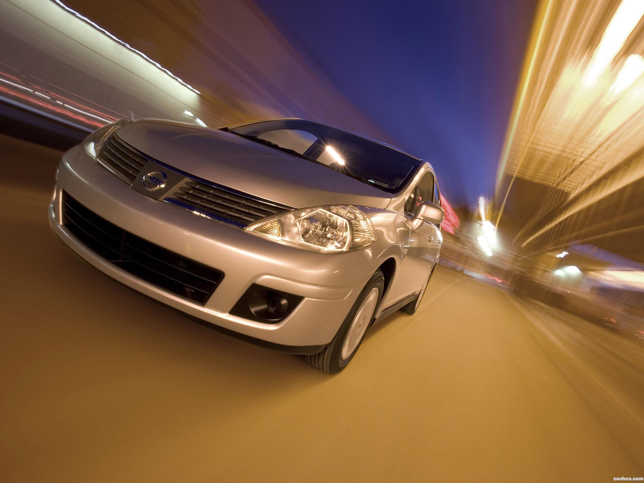 Foto 0 de Nissan Versa Sedan 2007